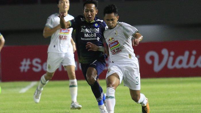 HASIL Akhir PSS Sleman vs Persib Bandung, Gol Ezra Walian Bawa Maung Bandung ke Final, Jumpa Persija