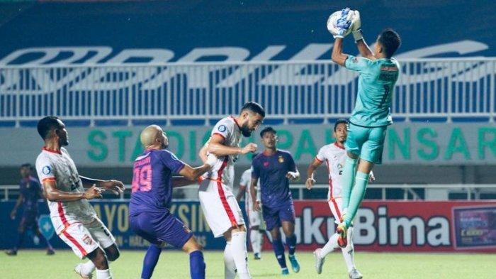 Hasil BRI Liga 1 2021, Persik Kediri Raih Kemenangan Perdana, Tumbangkan Borneo FC