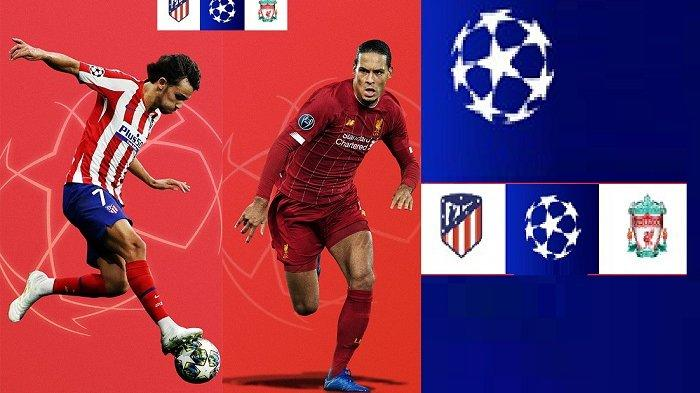 Hasil Drawing Liga Champion Atletico Madrid vs Liverpool, The Reds Baru Menang Sekali Lawan Oblak Cs