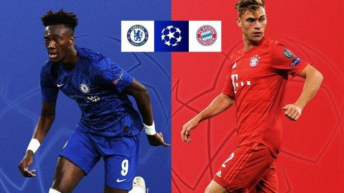 Jadwal Liga Champions Fase Knock Out Jam Tayang Chelsea, Liverpool, Juventus, Barcelona, Real Madrid