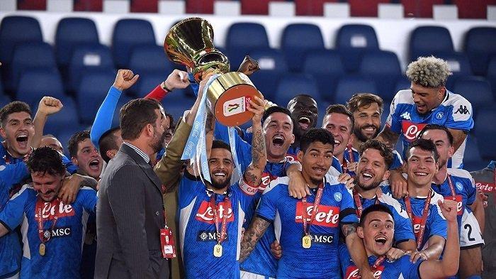Hasil Final Coppa Italia 0 - 0, Juventus Kalah Adu Penalti ...