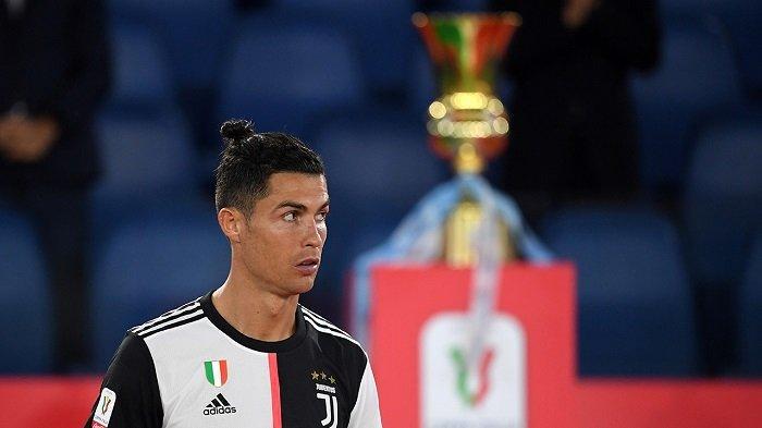 Hasil Final Coppa Italia - Cristiano Ronaldo Buntu, Juventus Gagal Juara