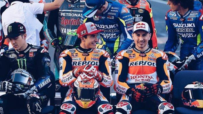 Jorge Lorenzo Akui Marc Marquez Jadi Favorit di MotoGP 2020, Tapi Bukan Berarti Tak Bisa Dikalahkan