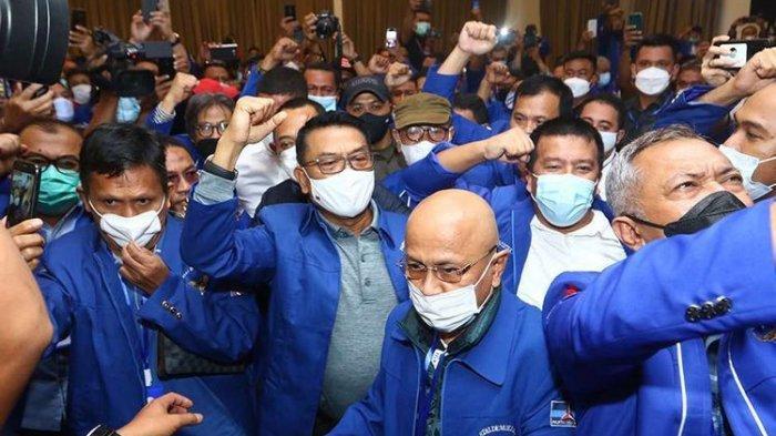 Pemerintah Tolak Pengesahan Pengurusan Partai Demokrat Hasil KLB Sibolangit yang Diajukan Moeldoko
