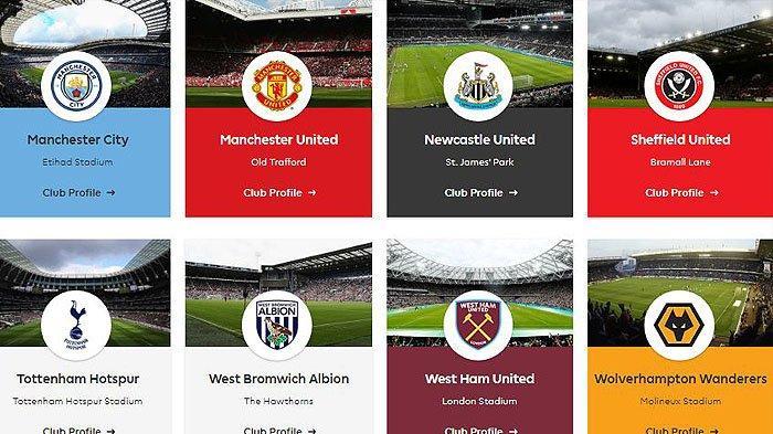 JADWAL Siaran Langsung Premier Inggris Live NET TV, Ada Liverpool, Newcastle