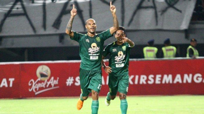 Jadwal Tayang Vidio.com Liga 1 2019 Sore Ini Persebaya vs Badak Lampung FC, Kick OFF Pukul 15.00 WIB