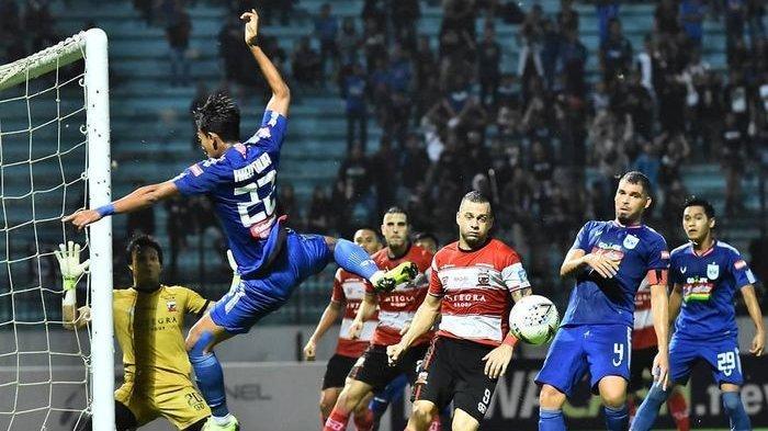 Hasil Liga 1 2019, PSIS Semarang Tumbang di Kandang, Kalah 2-3 dari Madura United