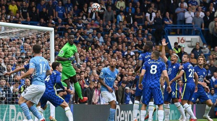 HASIL Liga Inggris: Chelsea vs Man City Babak Pertama Masih 0-0