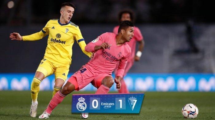 Hasil Liga Spanyol: Mimpi Buruk Real Madrid di Kandang, Dihajar Tim Promosi Berisi Skuad Termurah