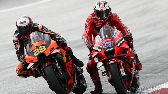 Hasil Moto GP Hari Ini: Pertarungan Sengit Bagnaia Marquez Quartararo Antiklimaks, Binder Juara