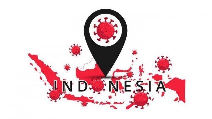 Daftar Terbaru Sebaran Zona Merah Covid-19 di Indonesia, Tersisa 5 Wilayah di 3 Provinsi