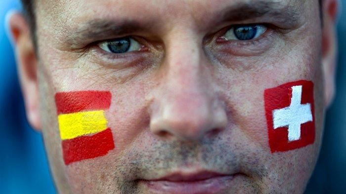 Hasil Pertandingan Malam Tadi Spanyol dan Italia Maju ke Semifinal EURO 2020