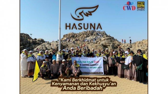 Umrah Nisfu Sya'ban Jadi Paket Unggulan Hasuna Tour