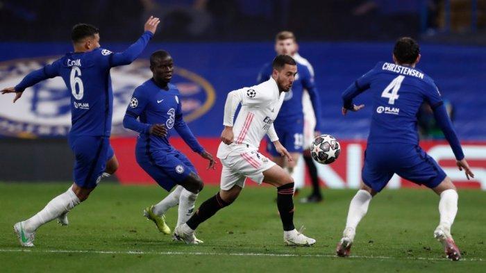 REAL MADRID Gagal ke Final Liga Champions, Zidane Sebut Chelsea Pantas Menang