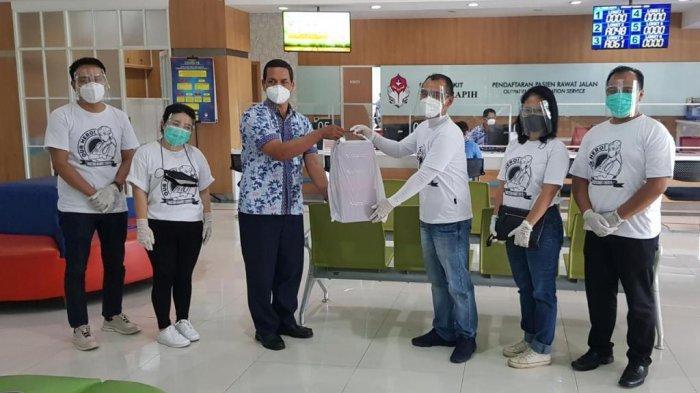 The Alana Hotel & Convention Center Yogyakarta Donasikan 1.255 Kotak Makanan Sehat untuk Nakes