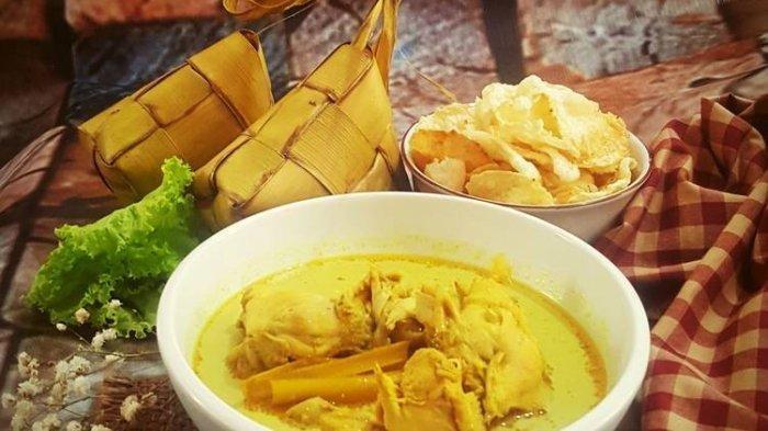 Sebagai hari yang istimewa, banyak masakan istimewa yang disajikan, salah satu yang wajib ada yakni ketupat dan opor ayam. Ini fakta menariknya!