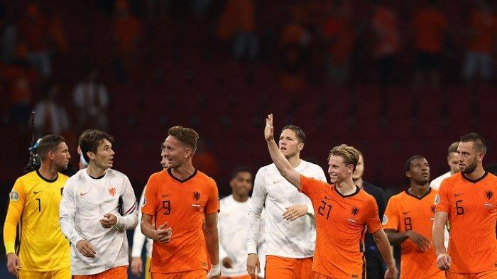 Hoki Timnas Belanda di EURO 2020 Akhirnya Datang, De Oranje Lolos Fase Grup C