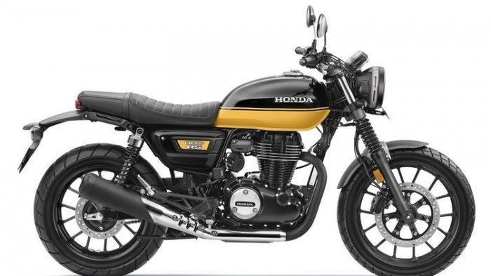 MOTOR BARU : Honda CB350RS Bergaya Scrambler Sudah Dirilis di India, Ini Penampakannya