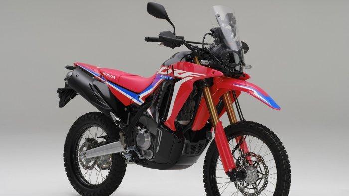 Honda CRF250 RALLY Hadir Lebih Tangguh, Bobot Lebih Ringan dan Torsi Lebih Besar