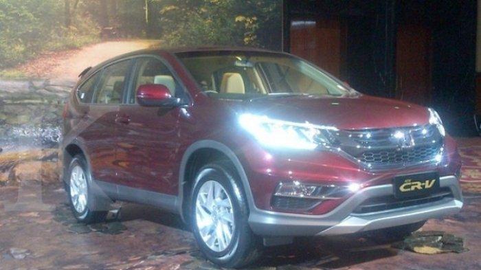 Murah Banget! Lelang Mobil Dinas Honda CRV di Jakarta Mulai Rp 80 Juta