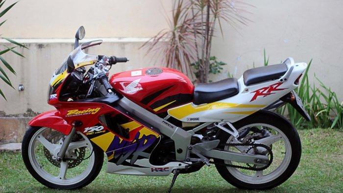 Rubrik Otomotif Gaspol 52, NSR 150 Series, Motor 2-Tak Honda yang Jadi Primadona