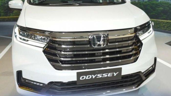 Honda Odyssey Facelift