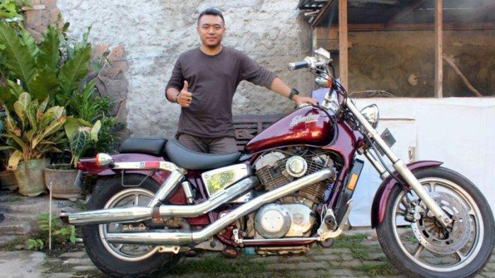 Honda Shadow Spirit 1100 Moge Jepang yang Sering Dikira Harley-Davidson