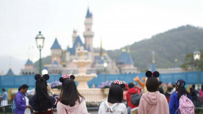 Setelah Shanghai Disney, Kini Ocean Park dan Hong Kong Disneyland Juga Ditutup, Cegah Virus Corona