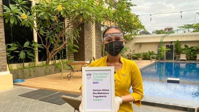 Horison Ultima Riss Malioboro Yogyakarta Masuk 10 Persen Hotel Teratas di Seluruh Dunia