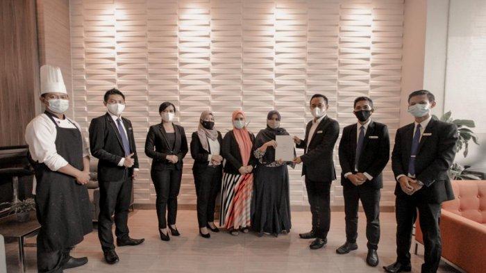 Raih Sertifikasi CHSE, Hotel Dafam Fortuna Malioboro Konsisten Terapkan Prokes
