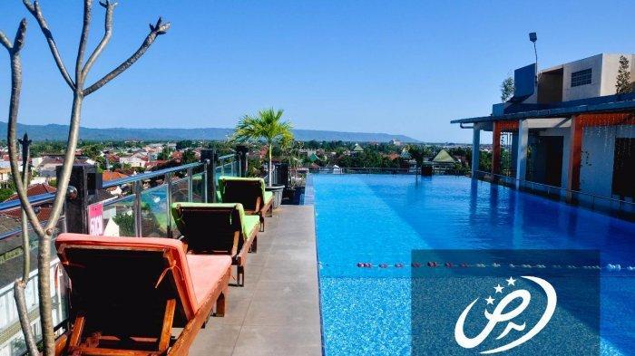 Nikmati Layanan Kolam Renang Di Hotel Pandanaran Prawirotaman Yogyakarta Dengan Tribun Family Card Tribun Jogja