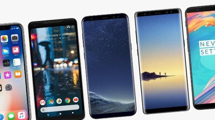 Harga dan Spesifikasi HP Baru Maret 2021: Vivo, Oppo, Xiaomi, Samsung, dll