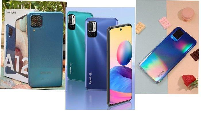 REKOMENDASI 5 HP Baru Harga Rp2 Jutaan, Smartphone Gaming Hingga Ponsel 5G