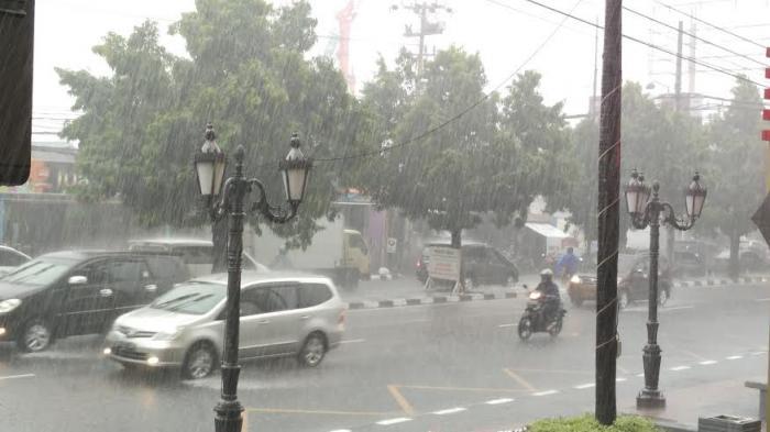 RAMALAN Cuaca Sabtu 20 Februari 2021, BMKG: Sebagian Wilayah Indonesia Diguyur Hujan
