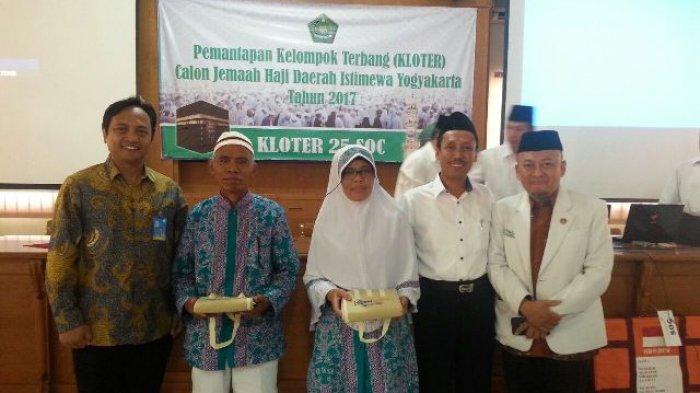 Tahun Ini, Calon Jamaah Haji Asal DIY Dapat Tambahan Fasilitas Tikar Mendong Asli Sleman