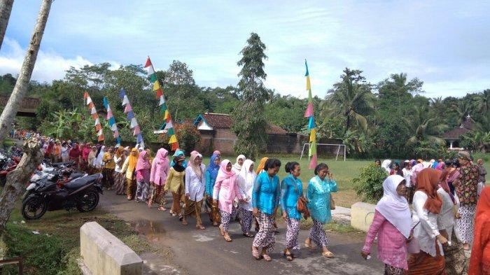 Peringaran HUT Desa Pagerharjo Berlangsung Meriah dan Khidmat