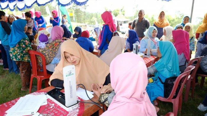 HUT ke 57, Paguyuban Wanita Bank BPD DIY Gelar Bakti Sosial
