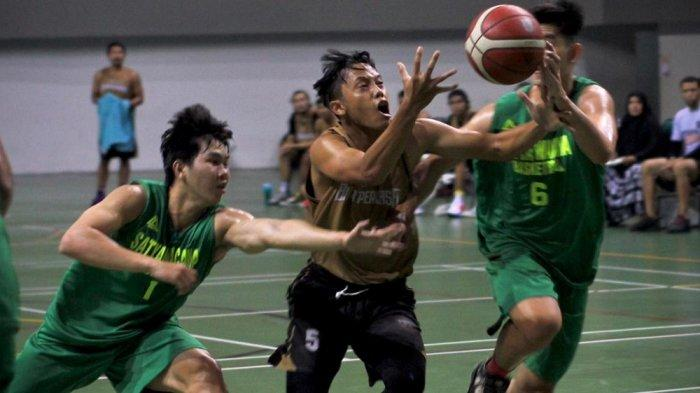 IBL 2021 Resmi Ditunda, Pebasket Bima Perkasa Legawa