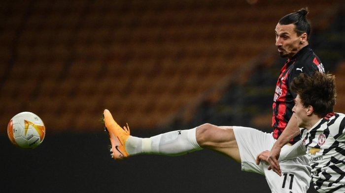 AC MILAN: Ini Komentar Ibrahimovic soal Hengkangnya Donnarumma dan Kedatangan Giroud