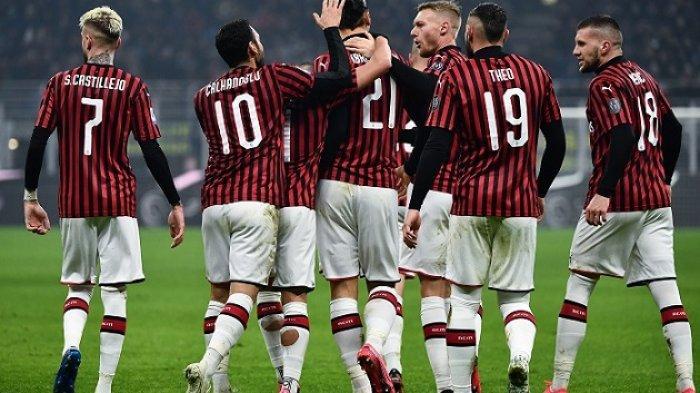 Hasil Inter Milan vs AC Milan Babak I Ibra 2 Gol, Lukaku 1 - LINK Live Streaming beIN SPORTS/ RCTI