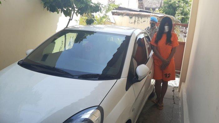 Ibu Dua Anak di Yogyakarta Gelapkan 2 Mobil Rental untuk Digadaikan