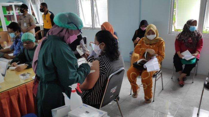 Sebanyak 6.000 Ibu Hamil di Bantul Ditargetkan Mendapatkan Vaksinasi Covid-19 pada Bulan Ini