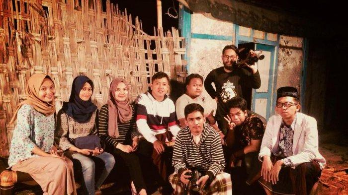 Muda-mudi Dusun Sebayu Tuangkan Kreatifitas Lewat Film Dakwah