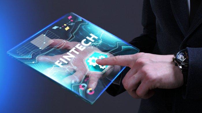 Ilustrasi Financial Technology (Fintech)