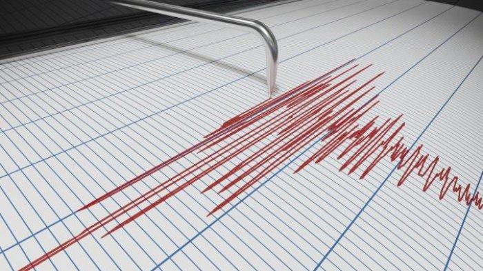 INFO GEMPA TERKINI : Dalam Sehari, Terjadi 7 Kali Gempa di Atas M 5,0 di Berbagai Wilayah