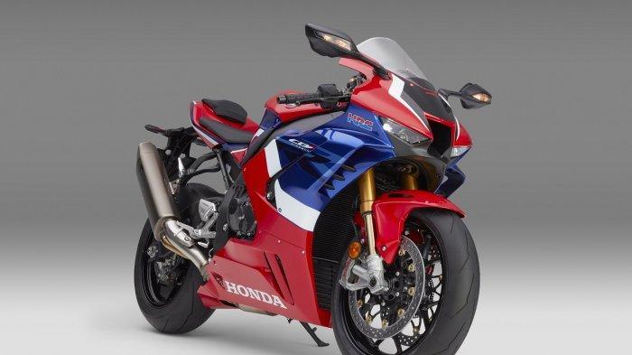 Sempat Viral Mobil Daihatsu Alya Seruduk Honda CBR1000RR SP, Ini Spesifikasi Motor Seharga 600 Juta
