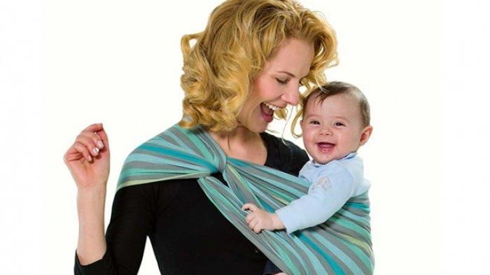 babymama.ph, Ilustrasi ibu menggendong anak