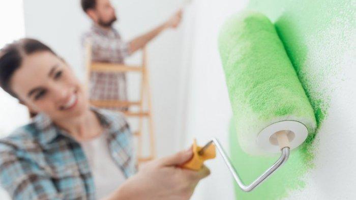 Tips Mengecat Rumah Jelang Lebaran
