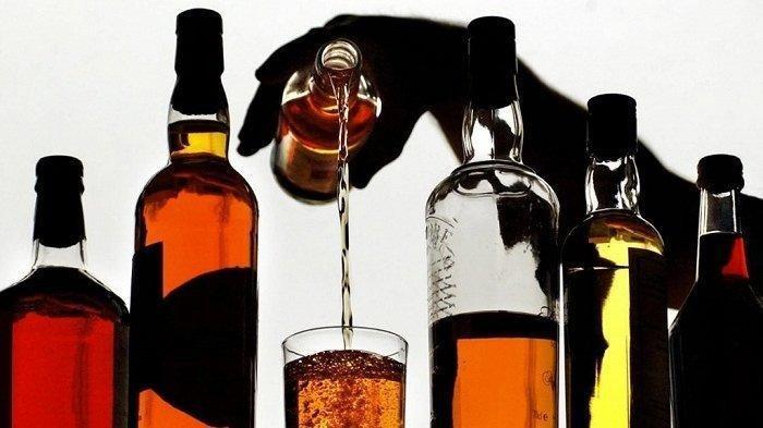 ist: ilustrasi minuman beralkohol