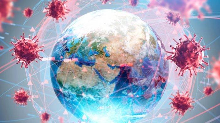 Update Virus Corona Di Seluruh Dunia 21 Mei 2020 Daftar Terkini 20 Negara Dengan Kasus Tertinggi Tribun Jogja